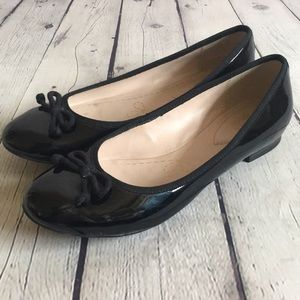 9dad6db156697 Clarks Shoes - Clarks carousel ride black patent